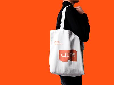 Citte - desenvolvimento urbano illustration design logo smartcity brand ceara sobral branding grids