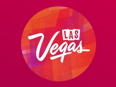 Visit Las Vegas (Chinese Branding) city of light las vegas colorful chinese china localized tourism