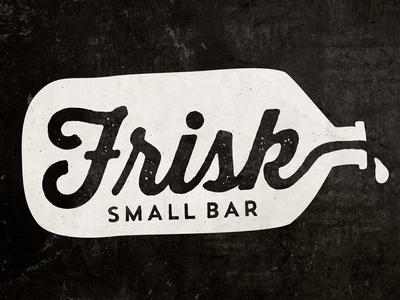 Frisk. Small Bar