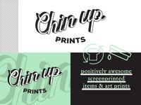 Chin Up! Branding