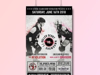 L.I. Roller Derby Showdown