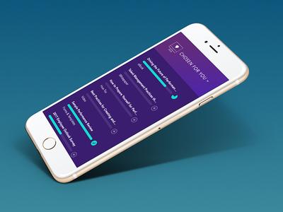 Download Screen web user interface uiux ottawa design gradients status download mobile