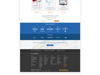 Halogen homepage 3