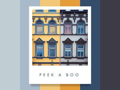 Colour Inspiration #4 design inspiration architecture urban windows summer colour color