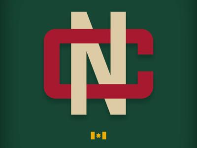 Monogram and colour exploration. branding monogram logo