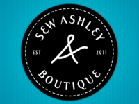 Sew Ashley Logo