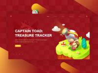 Captan Toad Web