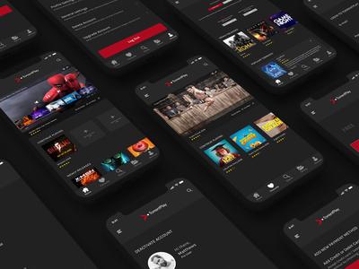 Torrent Streaming App