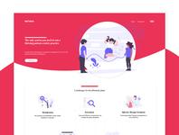 Landing Page | Metanoa