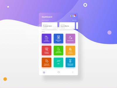 Dashboard Light - Agent App