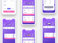 Transit Concept App