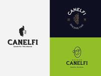 Canelfi logo concept