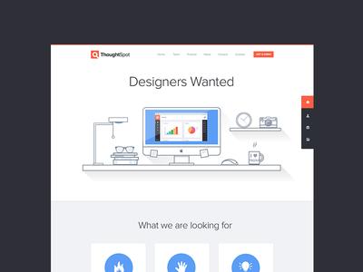 Designers Wanted - Hiring