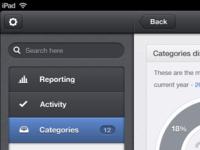 Archivme iPad app - iOS