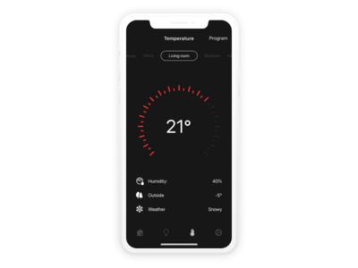 Smart Home - Temperature