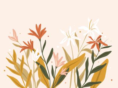 Website Florals