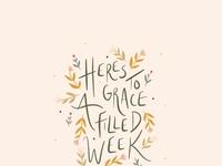 Grace week