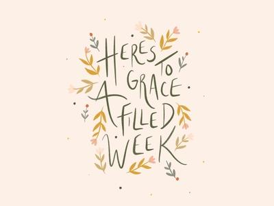 A Graceful Week