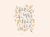 A Graceful Week