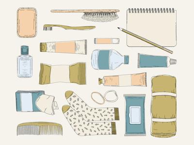 Magnolia Journal Illustrations