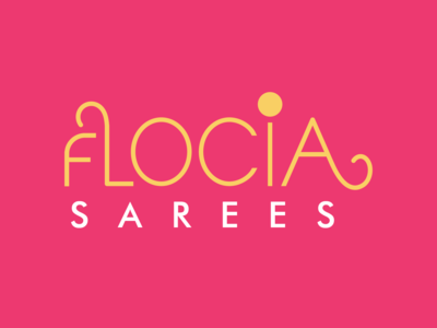 Logo Design for Flocia Sarees