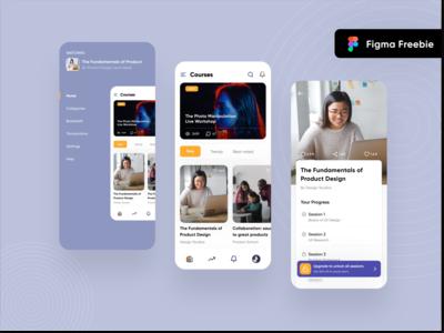 Design Sessions App Exploration