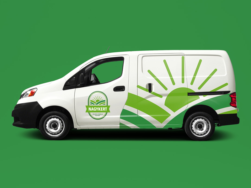 Nagyker minivan design