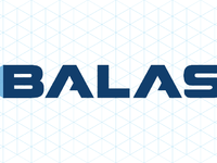 Balasys logo spacing for grid