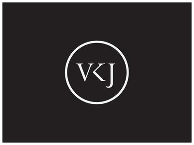 VKJ Monogram logo