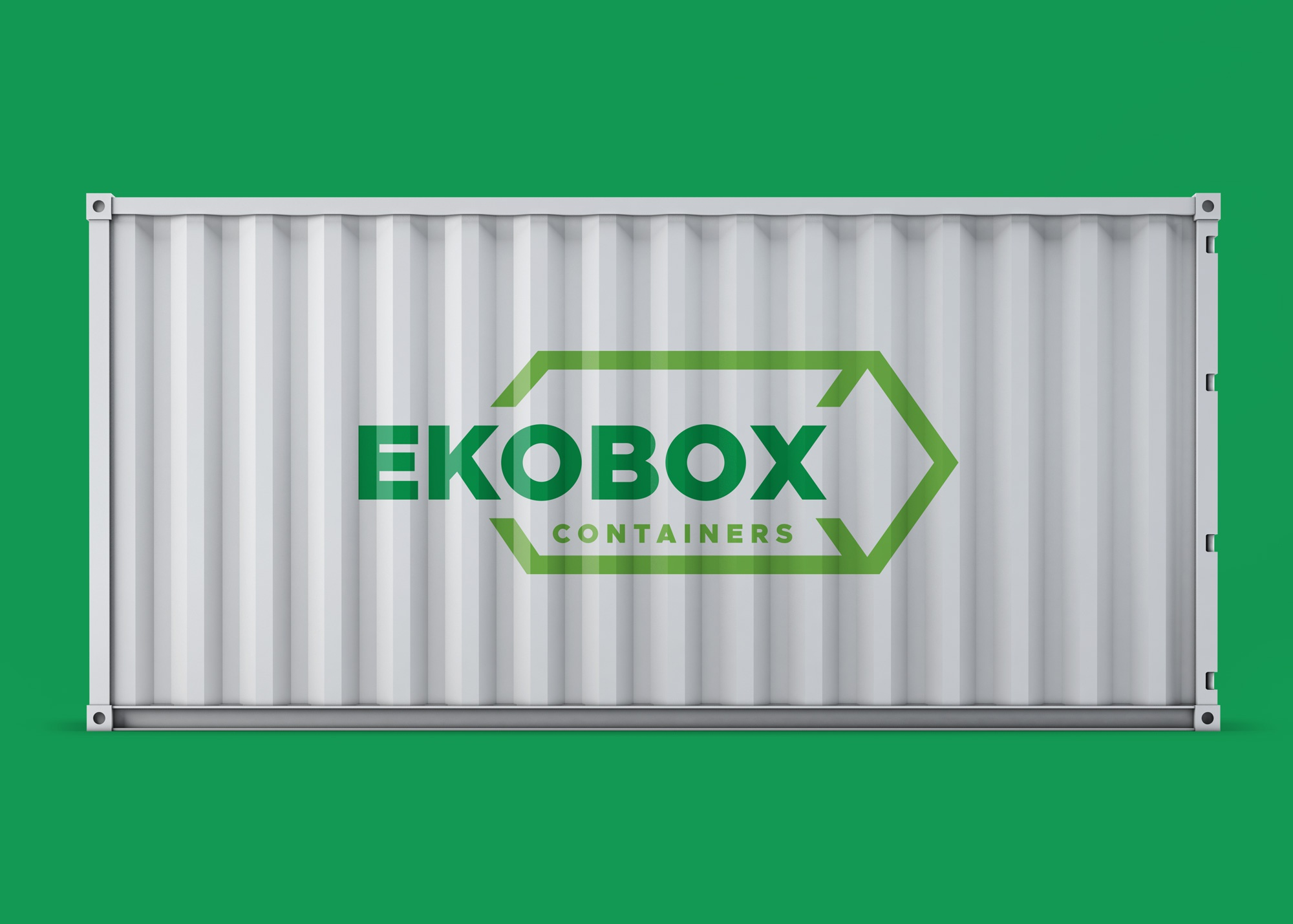 01 shipping container mock up