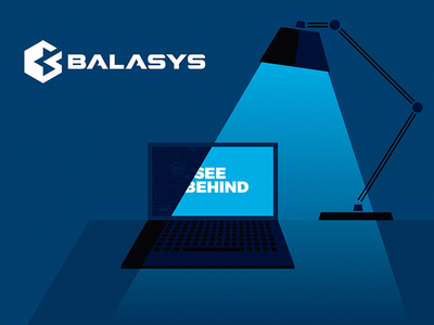 Balasys / See Behind Illustration