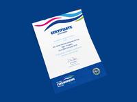 Finswimming 2018 certificate