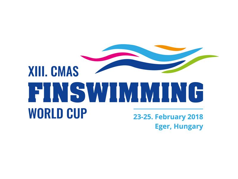 Finswimming 2018 logo small