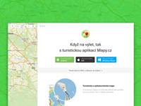 Mapy.cz - Apps