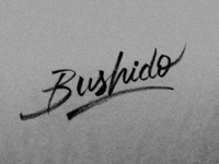 Bushido brush pen