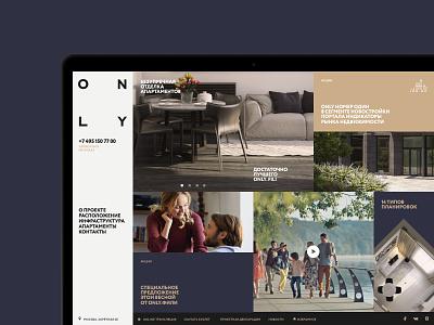 Only Site web web design ux ui site development