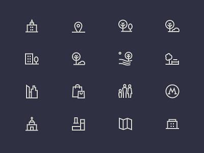Only icons icon ux ui development