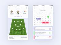 Soccer App Exploration #2