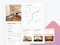 #Exploration - Booking App
