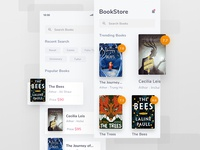 #Exploration - Book Store App Light