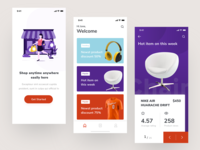 E - Commerce Apps