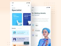 Doctor App Exploration