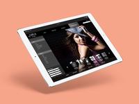 Carla Boutique   Website Design