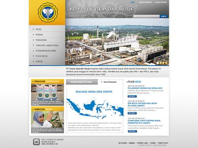 Company Profile Website | Webdesign layout website redesign webdesign design graphic online ui digital responsive web