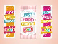 Bunga Accesories | Banner Design