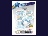 Legacy Bar   Flyer Design
