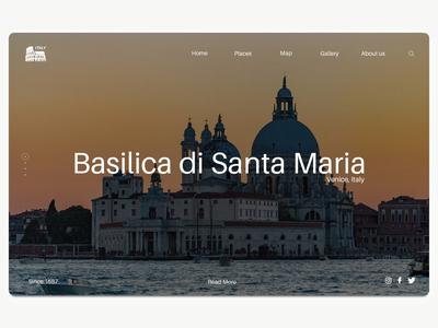 Basilica di Santa Maria - Venice, Italy