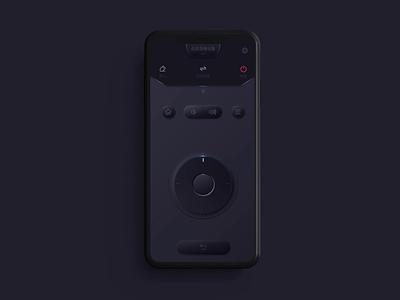 Remote App icon os ios animal inteaction app ui ux vector design