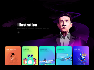 illsurataion 1920 illustrator inteaction web branding os ios app design ui illustration