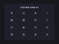 SYSTEM ICON-01